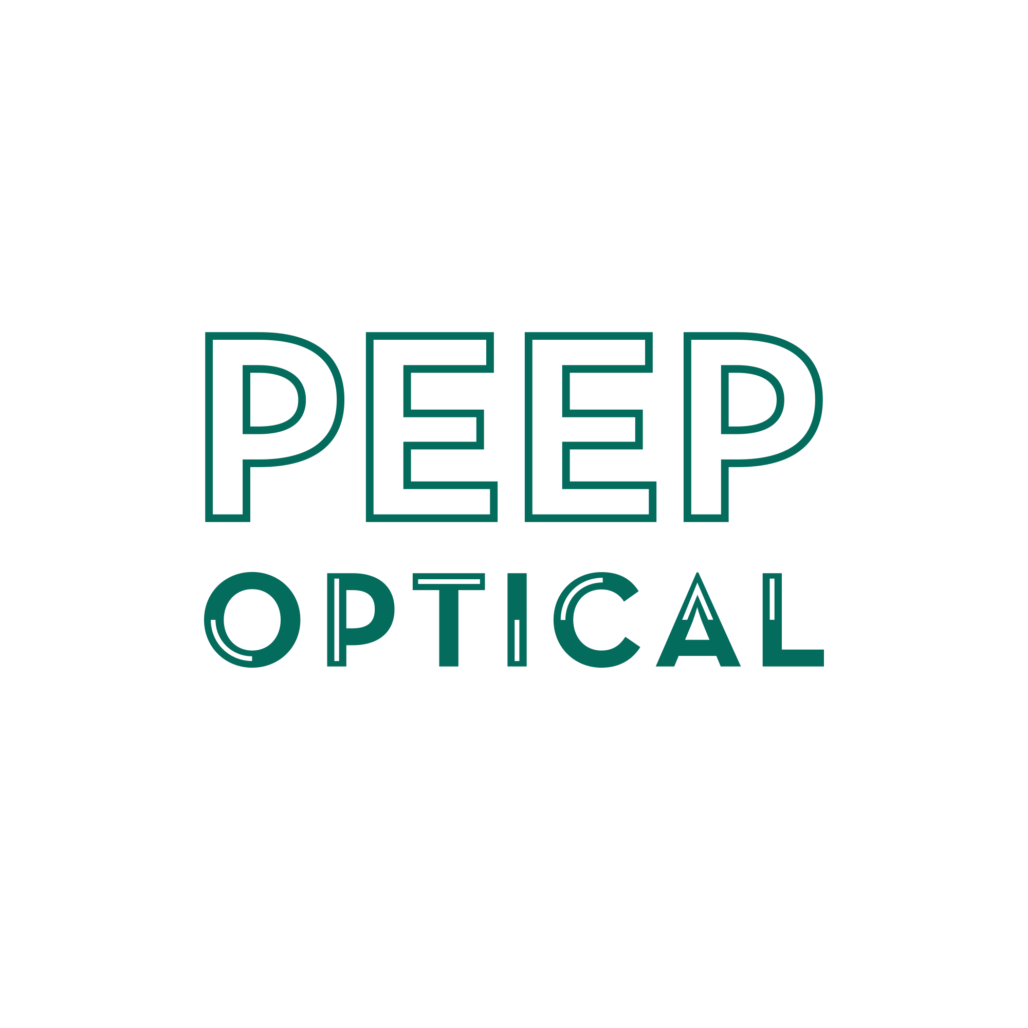 Peep Optical logo